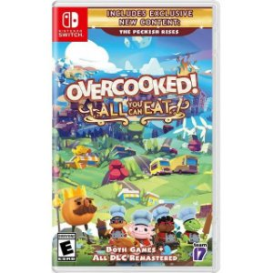 Overcooked All You Can Eat Nintendo Switch (US)