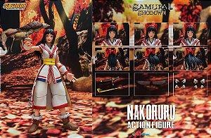 Nakoruru Action Figure Samurai Shodown Storm Collectibles