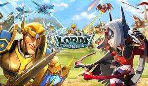Cartão Presente Lords Mobile Brasil