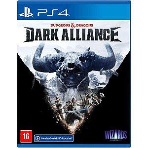 Dungeons & Dragons: Dark Alliance PS4