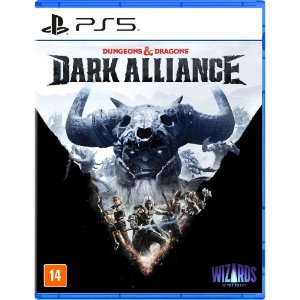 Dungeons & Dragons: Dark Alliance PS5