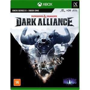 Dungeons & Dragons: Dark Alliance Xbox