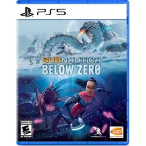Subnautica: Below Zero PS5 (US)