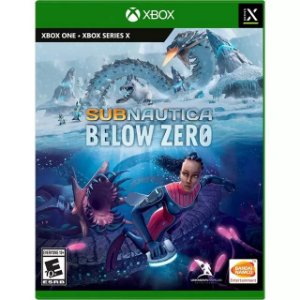 Subnautica: Below Zero Xbox (US)