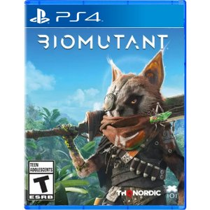 Biomutant PS4 (US)