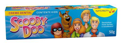 Pasta de dente vegana Contente Kids Tutti-Frutti - 50g