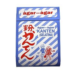 Ágar Ágar Kanten Gelatina Vegetal