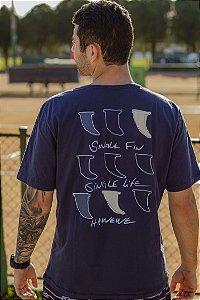 Camiseta Hawewe Keel Surf Masculina Marinho