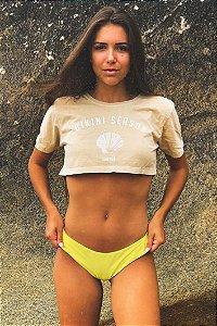 Cropped Hawewe Bikini Season Areia