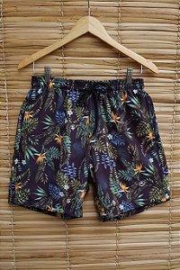 Shorts Masculino Hawewe Tropical