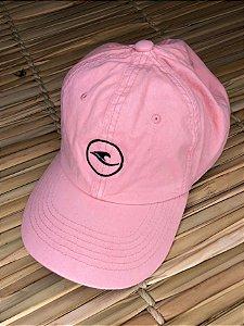 Boné Hawewe Dad Hat Logo Rosa