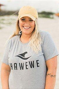 Camiseta Hawewe Title Mescla