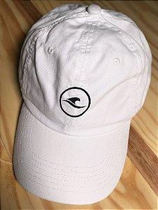 Boné Hawewe Dad Hat Logo Branco