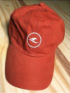 Boné Hawewe Dad Hat Logo Terracota