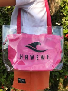 Bolsa Hawewe Bag Cristal Rosa