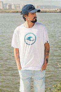 Camiseta Hawewe Sunrise Branca Masculina