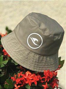 Bucket Hat Hawewe Logo Caqui