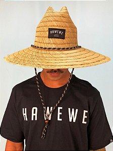 Chapéu de Palha Hawewe Surfwear