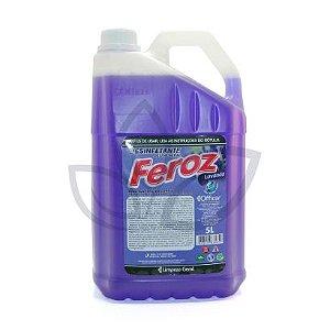 Desinfetante Feroz 5lt - Lavanda