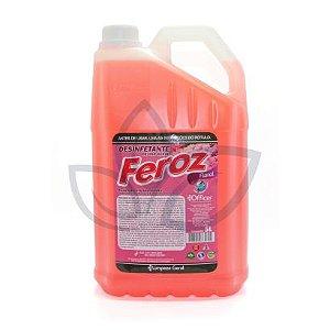 Desinfetante Feroz 5lt - Floral