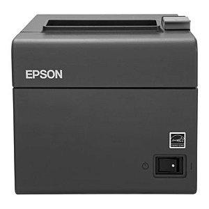 Impressora Térmica Não Fiscal TM-T20 USB Cinza Escuro