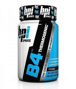 B4 da BPi Sports Suplemento temogênico pré-treino