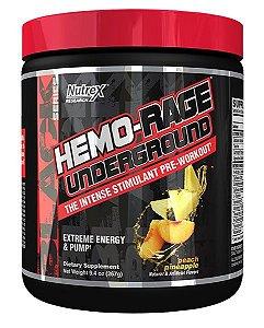 Hemo Rage Underground