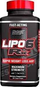 Lipo 6 RX Black Ultra Concentrado Nutrex