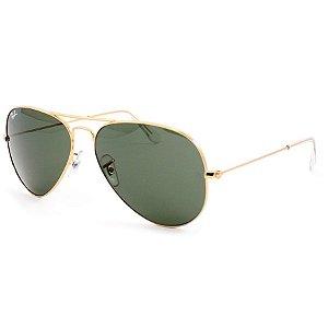 Óculos de Sol Ray-Ban® - RB3025 - G-15 - L0205 - Aviador