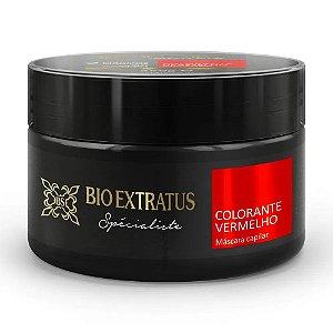 Máscara Colorante Vermelha Specialiste Bio Extratus 250 gramas