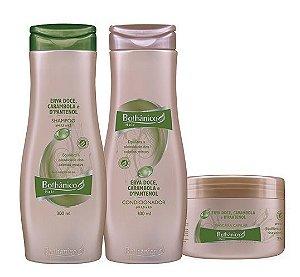 Kit Bothanico Hair Erva Doce (3 produtos)