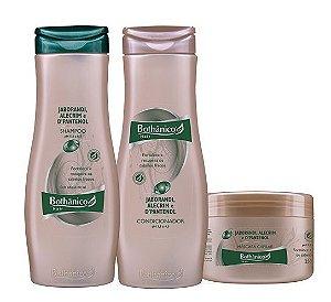 Kit Bothanico Hair Jaborandi (3 produtos)