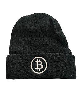 Gorro Bitcoin Minimalista