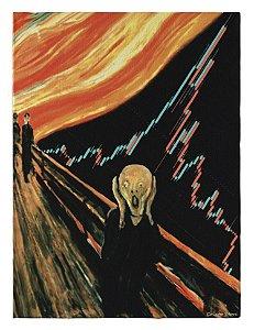 Quadro Canvas The Hodler