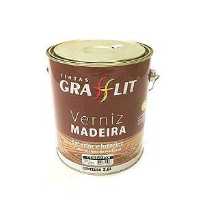 Verniz Madeira 3,6 L Grafflit