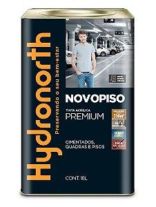 Tinta Acrílica Novopiso Premium Fosco 18 L Hydronorth