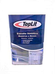 Esmalte Sintético Brilhante 18 L Toplit