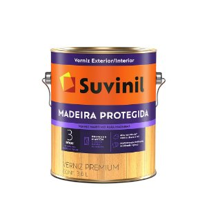 Verniz Premium Madeira Protegida 3,6 L Suvinil