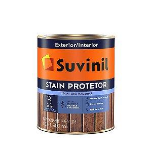 Stain Protetor Madeira Acetinado 900 ml Suvinil