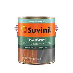 Esmalte Seca Rápido Base Água Premium 3,6 L Suvinil