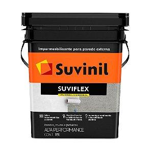 Suviflex Impermeabilizante Flexível e Elástico Branco 18 L Suvinil