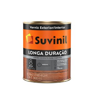 Verniz Premium Longa Duração 8 Anos Película Flexível 900 ml Suvinil