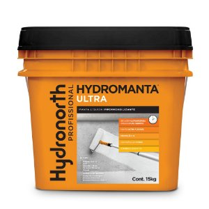 Impermeabilizante Hydromanta Ultra Base Água 15 Kg Hydronorth