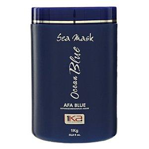 1ka Ocean Blue Sea Máscara Matizadora Redutor Termico 1kg