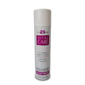 Vital Care Hair Spray 21 Hours Hold 283g