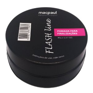 Mac Paul Flash Line Pomada Modeladora Finalizadora 60g