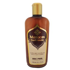 Mac Paul Marrocan Condicionador Hidratante Oleo Argan 240ml