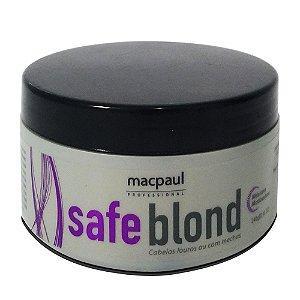Mac Paul Safe Blond Violeta Máscara Matizadora 240g