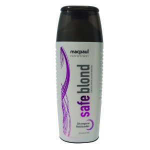 Mac Paul Safe Blond Violeta Shampoo Matizador 250ml