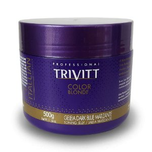 Itallian Trivitt Color Blonde Geléia Matizante 500g